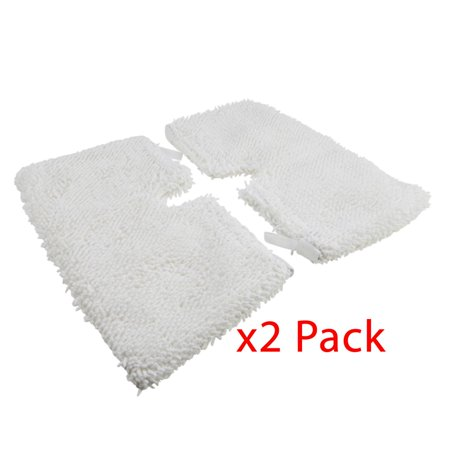 Washable Microfiber Mop Pads For Shark S3500 S3501 S3601 S3901 Steam Mop Cleaner ()