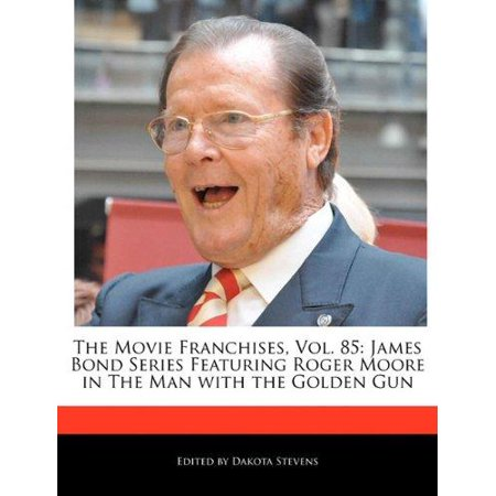 The Movie Franchises  Vol  85  James Bond Series Featuring Roger Moore In The Man With The Golden Gun