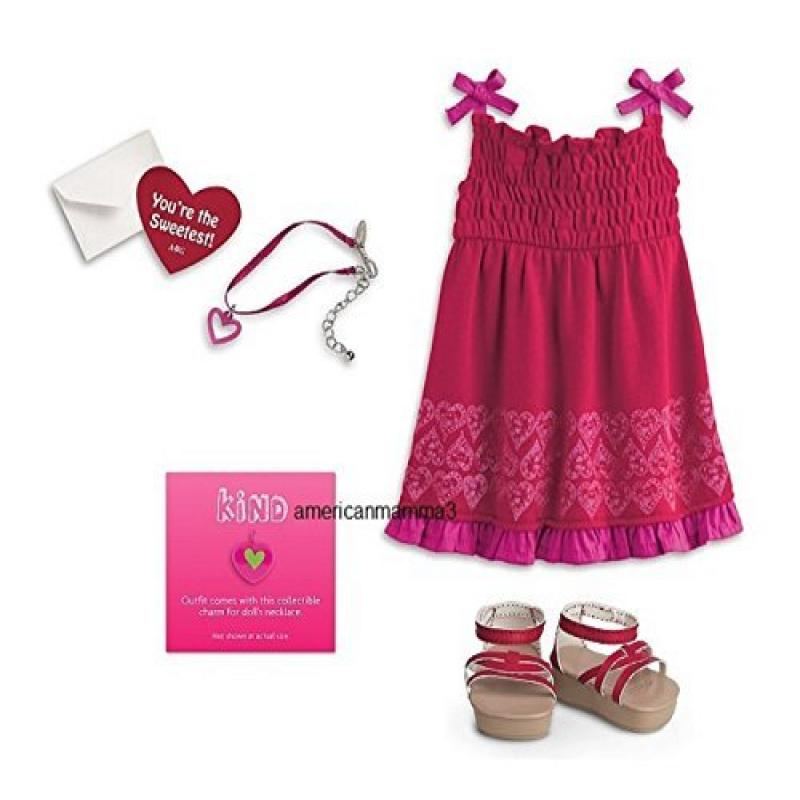 American Girl My American Girl Pretty Party Outfit for Dolls