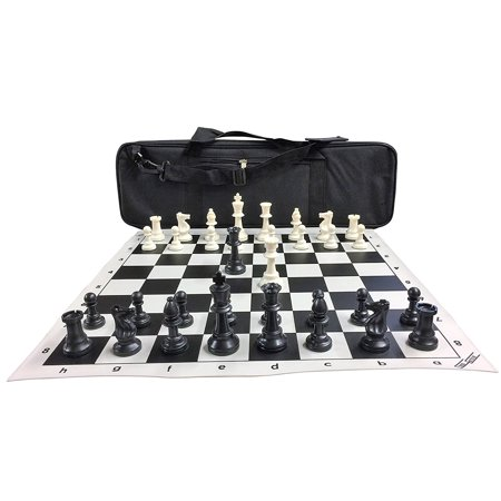 Ultimate Chess Set Package Triple Weighted Heavy Chess Pieces 2
