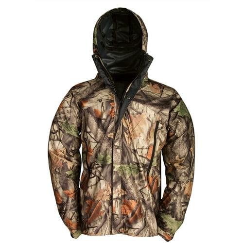 Wooden Trail Rainsuit Jacket, Big Game Camo