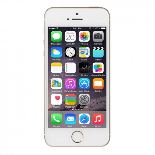 Refurbished Apple iPhone 5s 16GB, Gold - T-Mobile