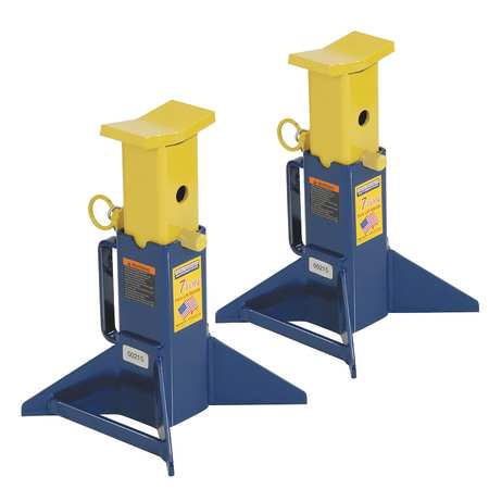 HEIN-WERNER HW93524 Vehicle Stand,Pin Style,PK2