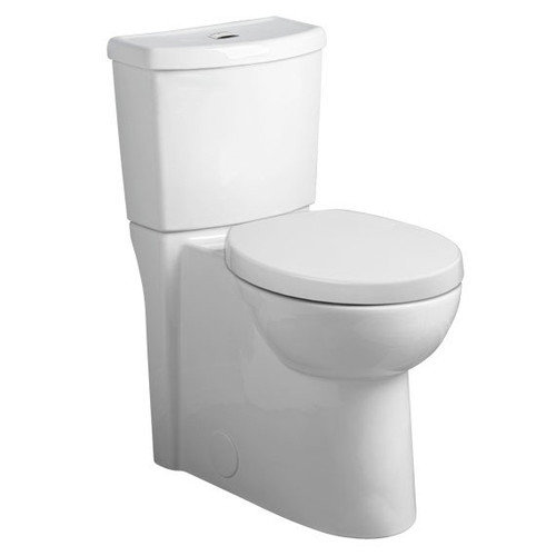 American Standard Studio Concealed Trapway Dual Flush Right Height Elongated Toilet Bowl