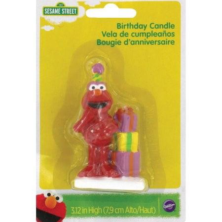 Wilton Sesame Street Birthday Candle, 1 - Sesame Street Candles