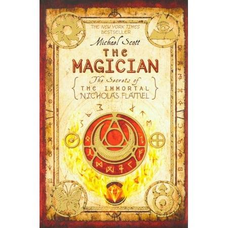 Secrets of the Immortal Nicholas Flamel (Pb): The Magician (Hardcover) ()