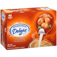 International Delight Hazelnut Creamer, 48 Ct