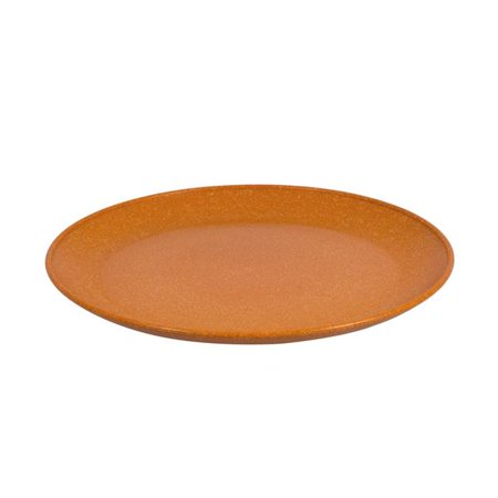 Evo Sustainable Goods 440 8 in. Plate, Orange