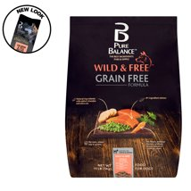 Dog Food: Pure Balance Wild & Free Grain Free