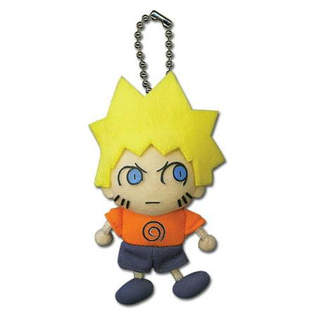 Shonen Jump Naruto Shippuden Naruto Plush Keychain