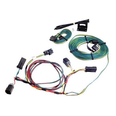 Demco 9523079 Towed Connector Vehicle Wiring Kit   Dodge Ram 1500 09 14