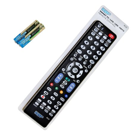 HQRP Remote Control for Samsung F6300 Series Smart UN60F6300AFXZA UN55F6300AFXZA UN75F6300AFXZA UN65F6300AFXZA LCD LED HD TV + Coaster - image 3 of 3