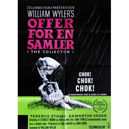The Collector POSTER Movie B Mini Promo