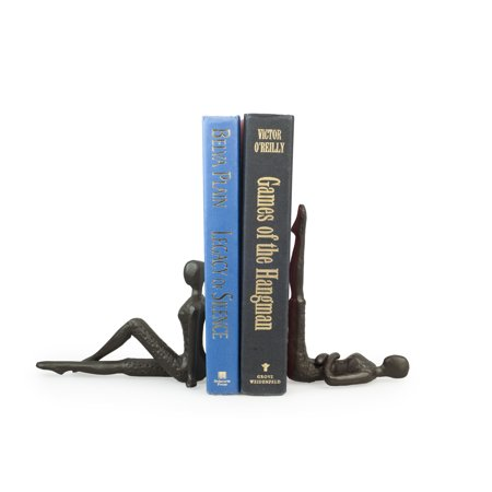 Womens Bookend (Danya B. Ladies Stretching Metal Bookend)