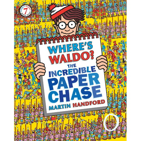 Where's Waldo? the Incredible Paper Chase - Wario Girl
