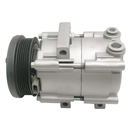 RYC Remanufactured AC Compressor and A/C Clutch EG148