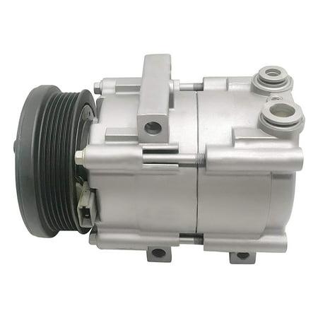 - RYC Remanufactured AC Compressor and A/C Clutch EG148
