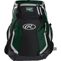 Rawlings R500 Baseball Bat Backpack, Multiple Colors
