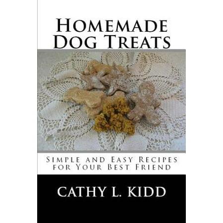 Homemade Dog Treats](Homemade Vegan Halloween Treats)