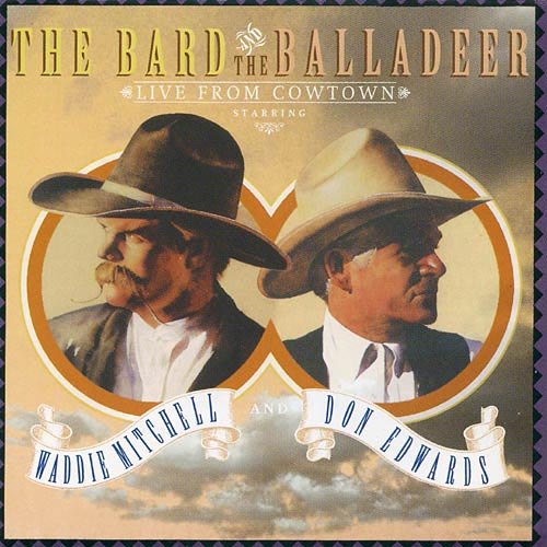 Bard & The Balladeer: Live From Cowtown