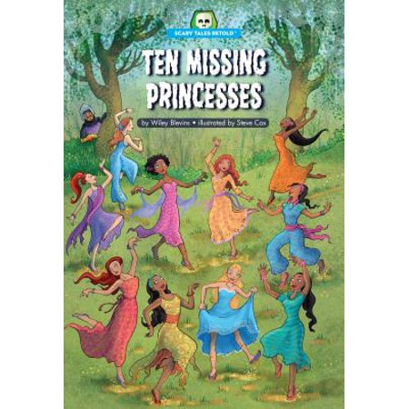 Ten Missing Princesses - Scary Princesses