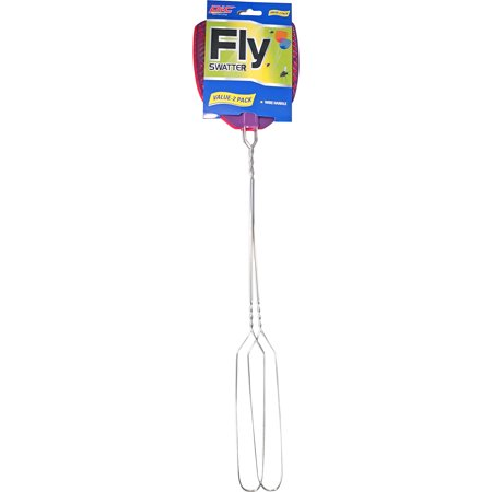 PIC® Fly Swatter 2 ct Pack - Fire Swatter