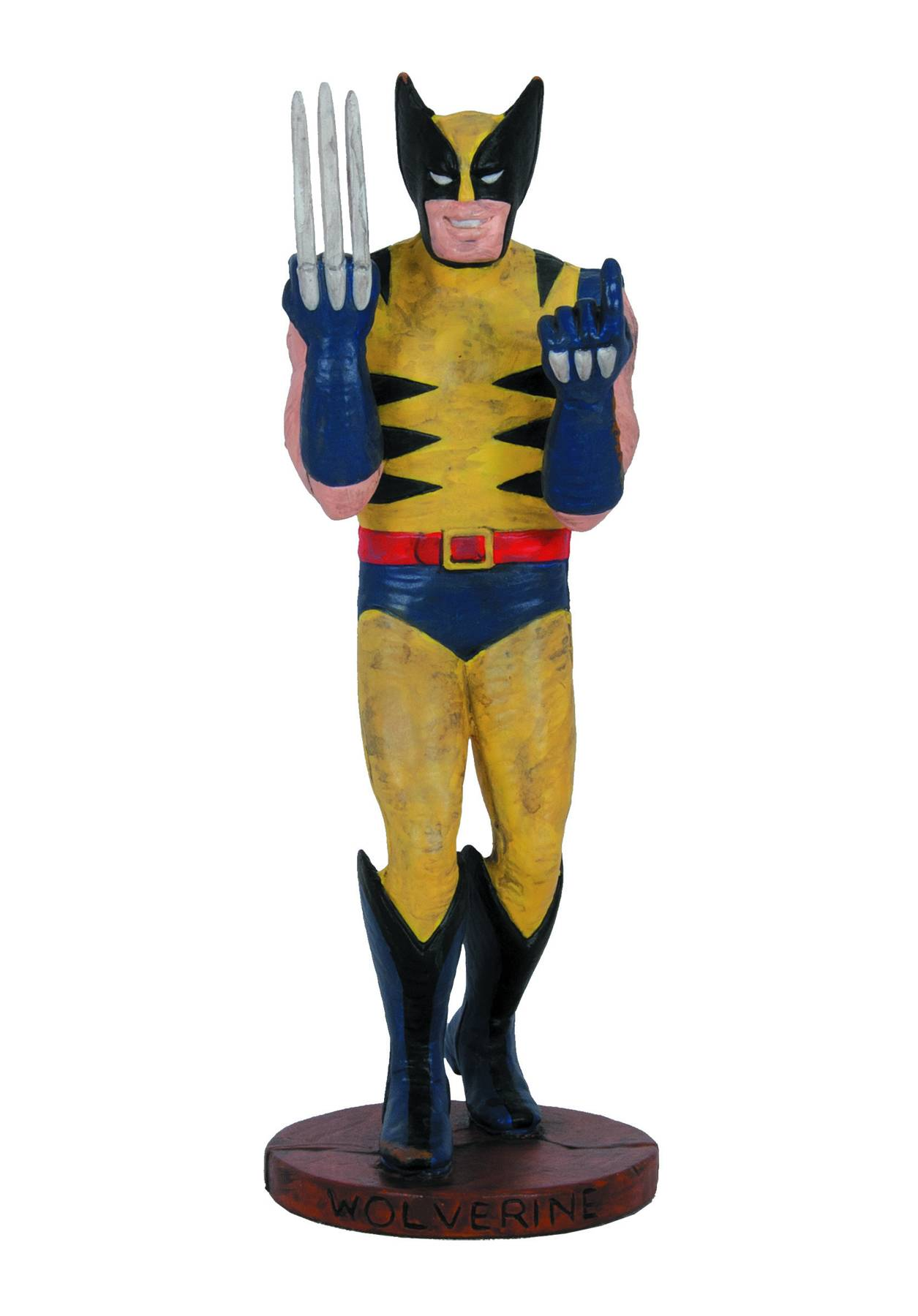Classic Marvel Uncanny X-Men 94 #2 Wolverine Figure by