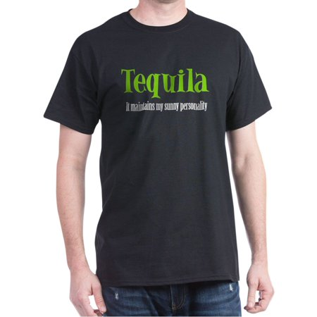 CafePress - Tequila Dark T Shirt - 100% Cotton T-Shirt