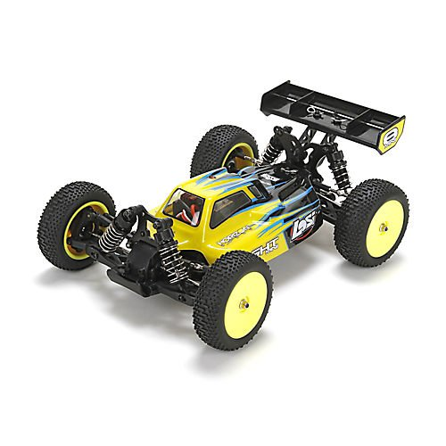Mini 8IGHT RTR, AVC, Black: 1/14 4WD Buggy