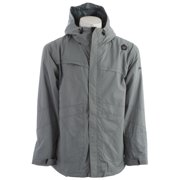 Sessions Vice Snowboard Jacket Grey Mens