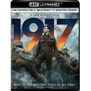 1917 (4K Ultra HD + Blu-ray + Digital Copy)