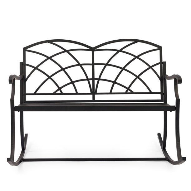 Coral Coast Echo Park Metal Arch Double Rocker