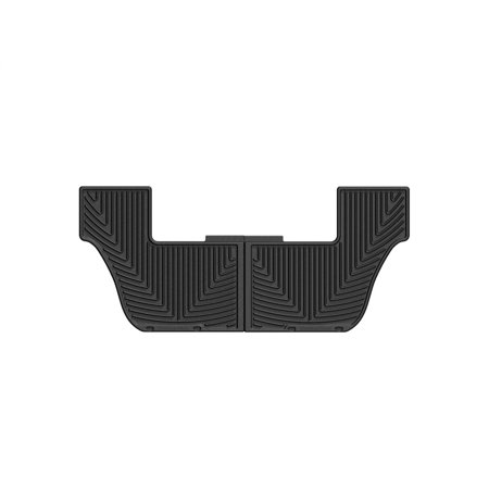 WeatherTech 09+ Ford Flex Rear Rubber Mats - - Ford F350 Weathertech Stone