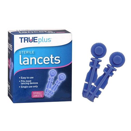 Lancet 30g, sterile part no. 743530 (100/box)