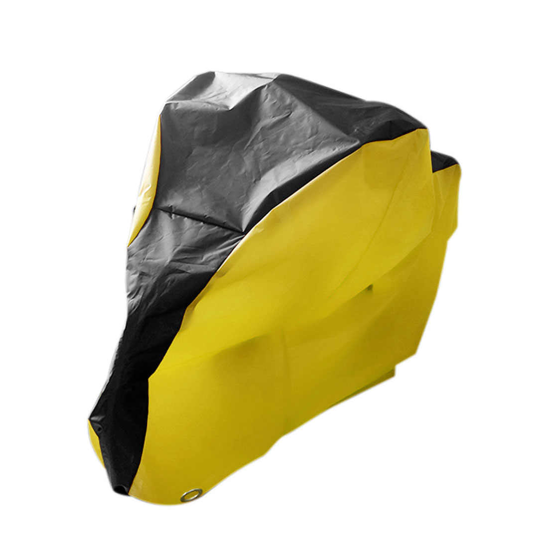 S Yellow Waterproof Rain UV Dust Resistant Protective Cover for Bicycle Bike