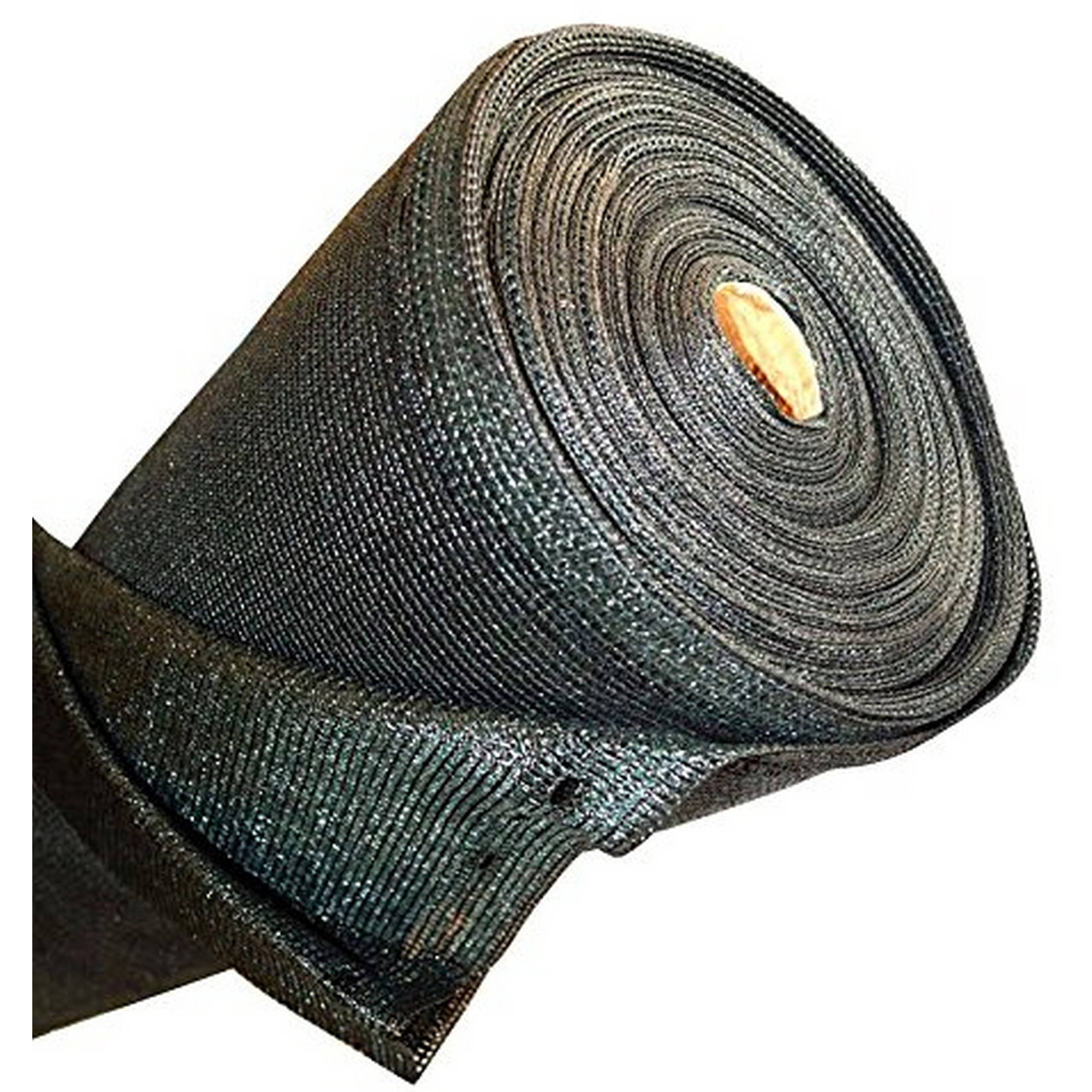 Aleko 6' x 150' Sample Eye Dark Green Fence Privacy Screen Windscreen Shade Cover Mesh Fabric