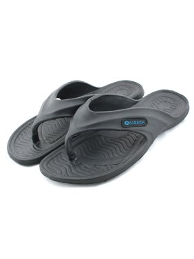 b04be927651c Product Image Kaiback Men s Black Shower Flop - 13