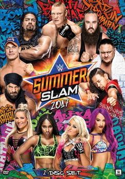 WWE: Summerslam 2017 (DVD) by