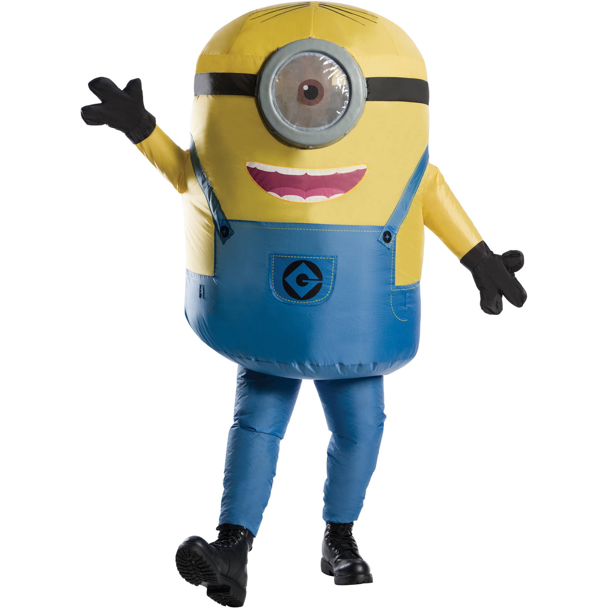 Inflatable Stuart Adult Halloween Costume