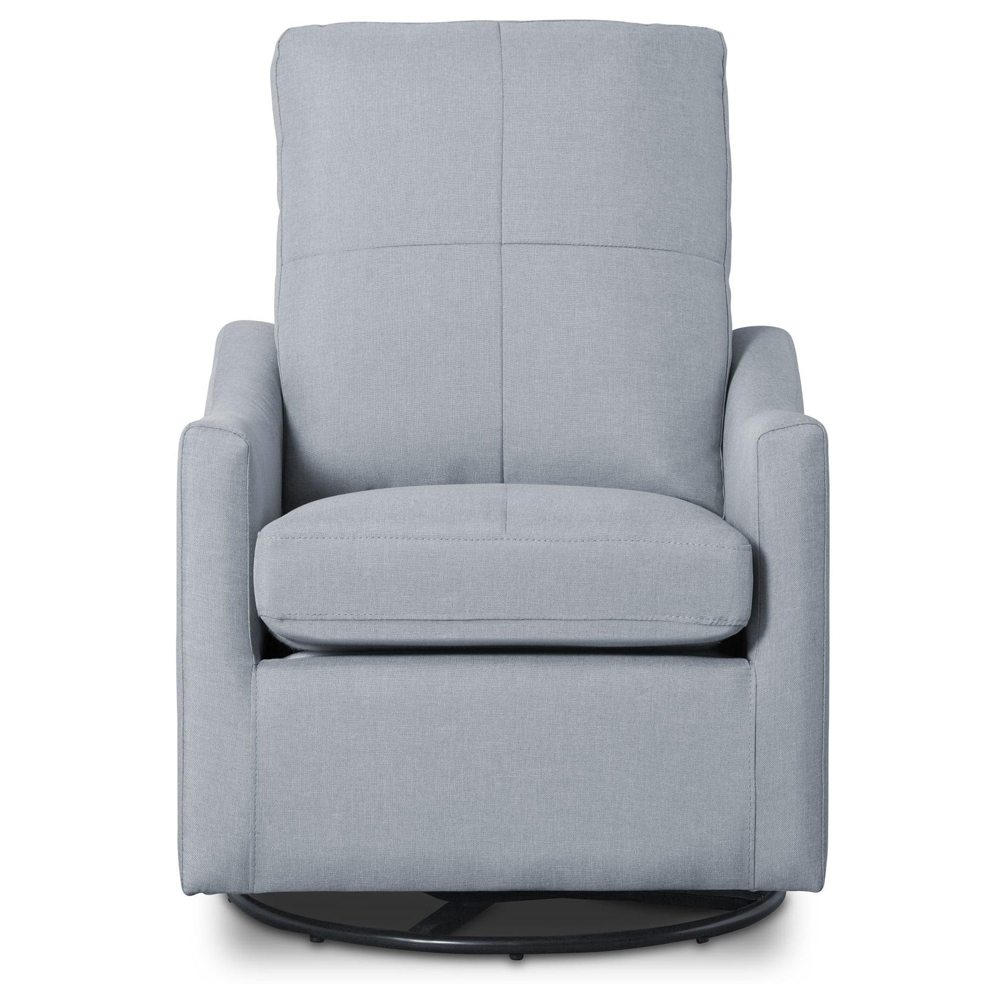 Delta Children Kenwood Nursery Glider Swivel Rocker Chair, French ...