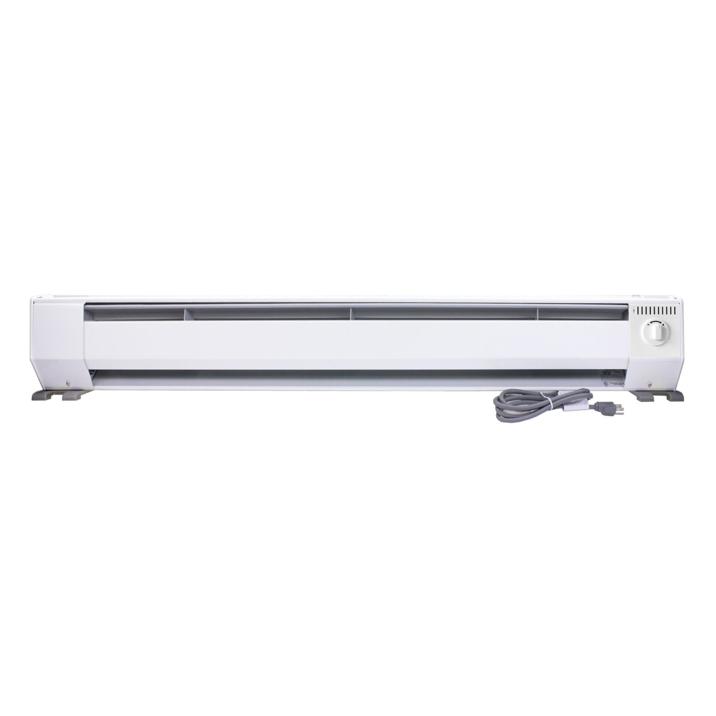 King Electric KPH1210 Portable Baseboard Heater 3 Foot 120V 1000 Watt