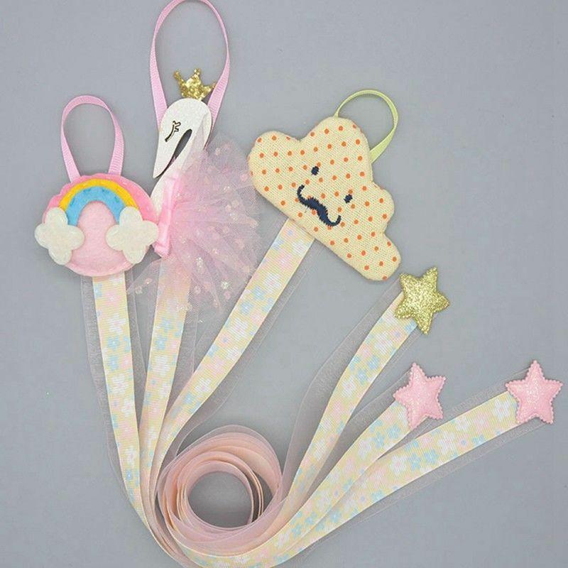 Girls Hair Bow Hair Clip Holder Grosgrain Storage Organizer Accessories Bax