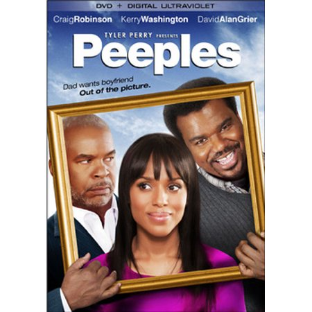 Peeples (DVD) - Tina Williams Halloween