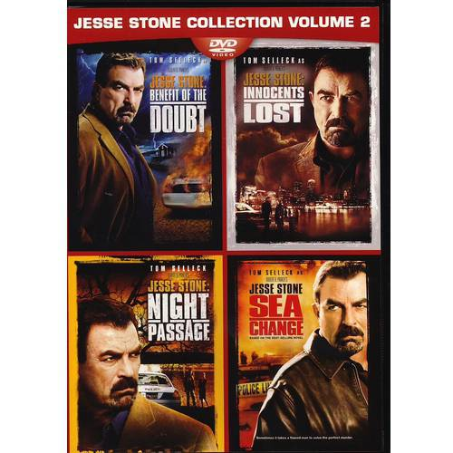 Jesse Stone Collection Volume 2: Benefit Of The Doubt / Innocents Lost / Night Passage / Sea Change (Widescreen)