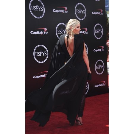 Lindsey Vonn At Arrivals For The 2016 Espys - Arrivals The Microsoft Theater Los Angeles Ca July 13 2016 Photo By Elizabeth GoodenoughEverett Collection Celebrity