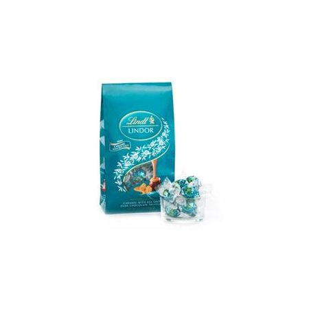 Lindt Lindor Dark Caramel with Sea Salt, 5.1 Oz. ()