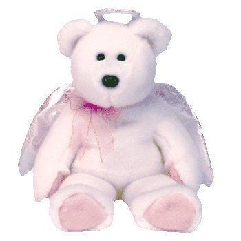 Ty Beanie Buddies Halo - Angel (Angel Dear Bear)