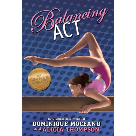 The Go-for-Gold Gymnasts: Balancing Act - eBook