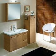 Iotti by Nameeks Integral 32'' Single Wall Mounted Bathroom Vanity Set with Mirror