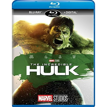 Incredible Hulk (Blu-Ray + Digital)